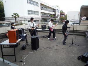 新入生歓迎ライブ1